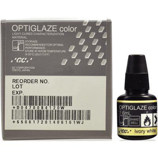 Optiglaze Color Ivory White