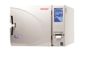 Autoclave With Printer 15 x 30