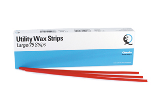 Utility Wax Strips Large Red