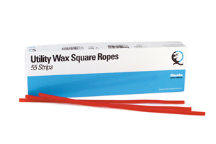 Utility Wax Square Ropes